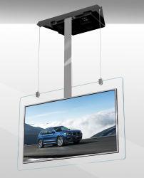 55 Zoll hing super dünnen doppelten mit Seiten versehenen LCDdigital Signage Cwd-Eg1