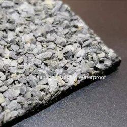 die 3mm Fackel wendete Sbs Elastomer geändertes bituminöses imprägniernmaterial mit Mineralflocke an