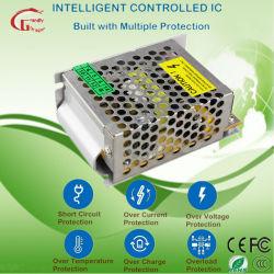 Transformador de alimentación 24W 12V 2A CE aprobado por RoHS