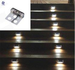 Aluminium-Konstruktion Pathway LED-Licht auf Schritt und Stein für Sicherheit