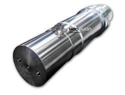 304 316 45nicrmo4 1.2767 RVS smeedijzer van legering gesmeed onderdeel Rol van de as van de rol