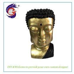 Grande statua del POT di fiore della decorazione della casa della resina del Figurine del Buddha