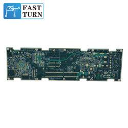 6 Raad van de Kring van het Af:drukken van PCB van de Controle van de Impedantie van ENIG van de laag Multilayer