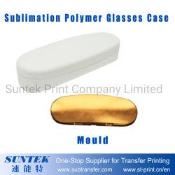 Sublimation-unbelegter Plastik-Glas-Kasten