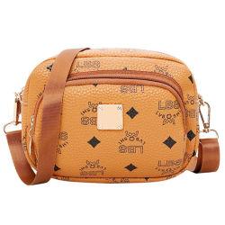 Etui pour appareil photo de mode concepteur de l'impression femmes sac à main occasionnels de la marque de sac à main de l'épaule Téléphone Mobile Messenger Bag Lady Sac de luxe