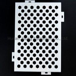 La costruzione avvolge/comitati perforati solidi di alluminio del piatto dei materiali del rivestimento parete della facciata i singoli