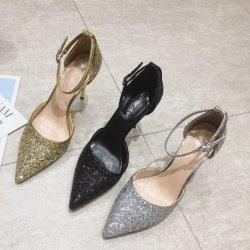 Comercio al por mayor China personalizados fabricantes de bombas de las mujeres los zapatos de tacón alto para que las Partes o el funcionario