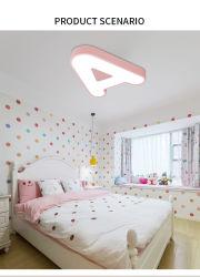 Des Entwurfs-dekorative LED Decken-Lampe der warmen Licht-32W verschiedenen Farben-für Kind-Raum mit 5 Jahren Garantie-