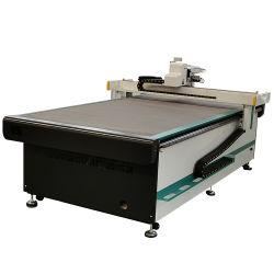 картонная коробка из гофрированного картона режущего ножа для бумаги машины EVA режущий нож вибрирует ЧПУ станка с высокой точностью