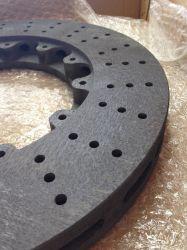 Ricambi auto aggiornati di ceramica del sistema di frenatura del rotore 365X32 CCM del freno del carbonio