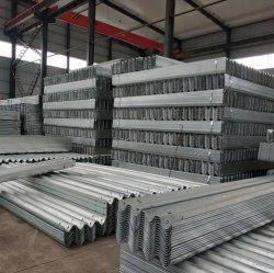 Fasci galvanizzati M180 della barriera di sicurezza della strada di traffico della guardavia della strada principale della poltiglia Tl3 Aashto