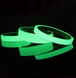 Scala che fiancheggia riga nastro luminoso della striscia della decorazione fluorescente della fase