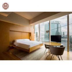 Используется в коммерческих целях белого ламината отеля мебель для продажи