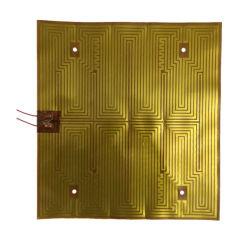 300*300mm impresora 3D Kapton Napa poliamida película de cine de calefacción eléctrica calefacción