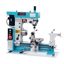 미국 시장으로 수출, 정밀 다목적 선삭 천공 밀링 결합 장비 Hq500/Hq800