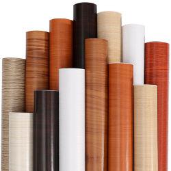 도매 홈 장식 나무 그레인 PVC 거실 배경 배경 배경 배경