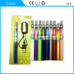 2014 оптовая упаковка подъемом Электронные сигареты Starter Kit ЭГО CE4