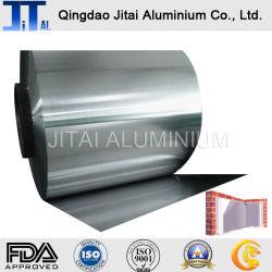 Aluminiumfolie-Rollenwegwerfbehälter Using überzogene Epoxidaluminiumfolie für Vor-Isolier-PIR