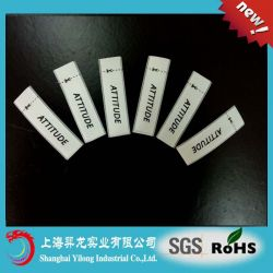 Etiqueta de disco duro Dr EAS etiquetas de satén con E11