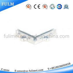 Parentesi d'acciaio galvanizzata inossidabile del triangolo di alta precisione su ordinazione dell'OEM