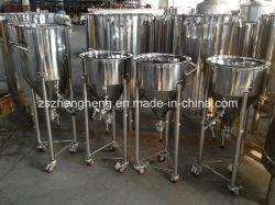 Домашнего приготовления Fermenter из нержавеющей стали