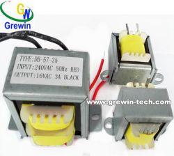 Ei-type Low Lamination Power Frequency Transformer met ISO9001: 2015