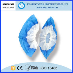 Imperméables en plastique PP+ CPE Surchaussure médical