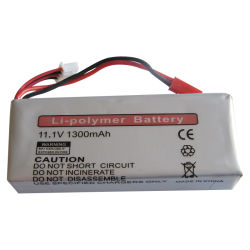 11.1V 1300mAh 30c Hobby de polímero de litio polímero de litio batería Li-Po / /