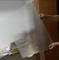 scheda lenticolare di 3D 120cmx240cm 25lpi 4mm per la grande stampa di pubblicità lenticolare del manifesto di formato 3D da Injekt Print con migliore effetto lenticolare 3D