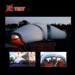 عملاقة قابل للنفخ سلحفاة خيمة بنية ([إكست352])