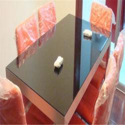 Витраж из закаленного стекла, Таблица стекла стеклянной поверхности стола