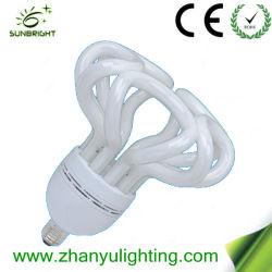 온난한 가벼운 꽃 E27 CCFL 빛