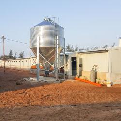 L'environnement de contrôle de la volaille à griller de délestage matériel agricole avec Free Design