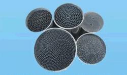 3방향 촉매 컨버터 금속 금속 벌집 기질