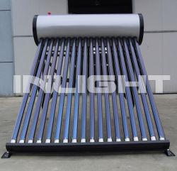 Haute efficacité Certifiée CE Chauffe-eau solaire domestique
