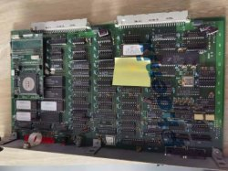 بطاقة كوموري L40 Circuit Board V-2.05 PIB IMC2 الكهربائية الأصلية ١٠٠-١٦٤-053 حالة ممتازة طباعة إزاحة آلة Komori ROM-C/F بطرازٍ السعر