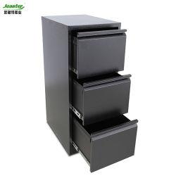 Mobilier de bureau d'acier métal classique Quatre Classeur de tiroir