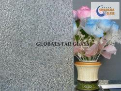 3-6mm Diamant dargestelltes Glas-/gekopiertes Glas-freier Raum GlasNashiji Glasflora-Glas