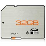 Professional SDHC tarjeta SD 32 GB de capacidad completa de alta velocidad de la clase 10 (CGSD032)