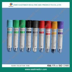Вакуумный сбор крови трубки для лаборатории-CE/ISO