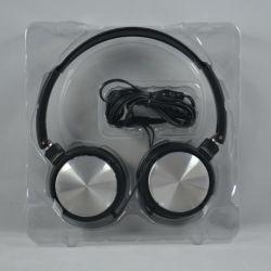 Fase-702 Distribuidores 3. Ficha mm e cores da moda estéreo e fone de ouvido com Micphone provenientes da China