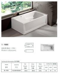 Geläufiges einfaches konkurrierendes aufgebaut in der Badewanne (BL-1005)