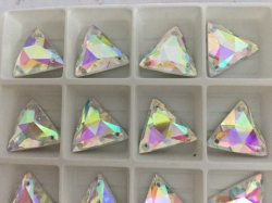 Crystalab Flat Back Stones Beads Strass Rhinstones