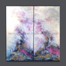 Hôtel décoration murale Abstract Huile sur toile canevas pour la vente d'art