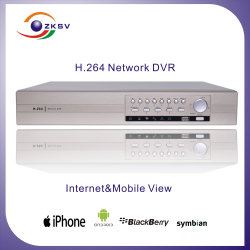 Cif-Realzeitfahrer USB HD 16CH DVR (ZK-6008F-8F)