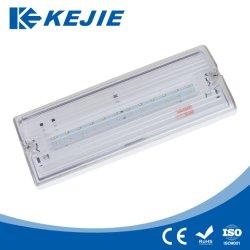 Kejie 2020 Ventes chaud LED étanche Rechargeable cabine d'urgence Appliques Feux de sortie d'urgence