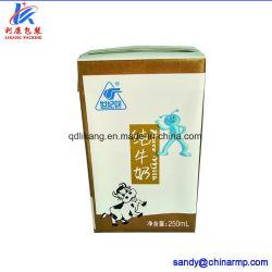 Materiale di imballaggio asettico per alimento liquido