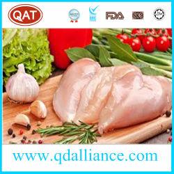 Carne de peito de frango congelado Slaugted manualmente