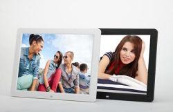 9 pouces Moniteur à châssis ouvert LCD HDMI WiFi Lecteur vidéo LCD Android Lecteur de carte SD USB Publicitaire HD Cadre photo photo numérique avec la batterie