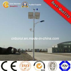 Polo de 8m Solar LED farolas de alumbrado público Solar